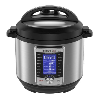 Instant Pot Ultra Electric Pressure Cooker, 6Qt 10-in-1