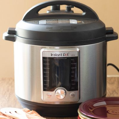 How Having An Instant Pot Can Save Your Sanity