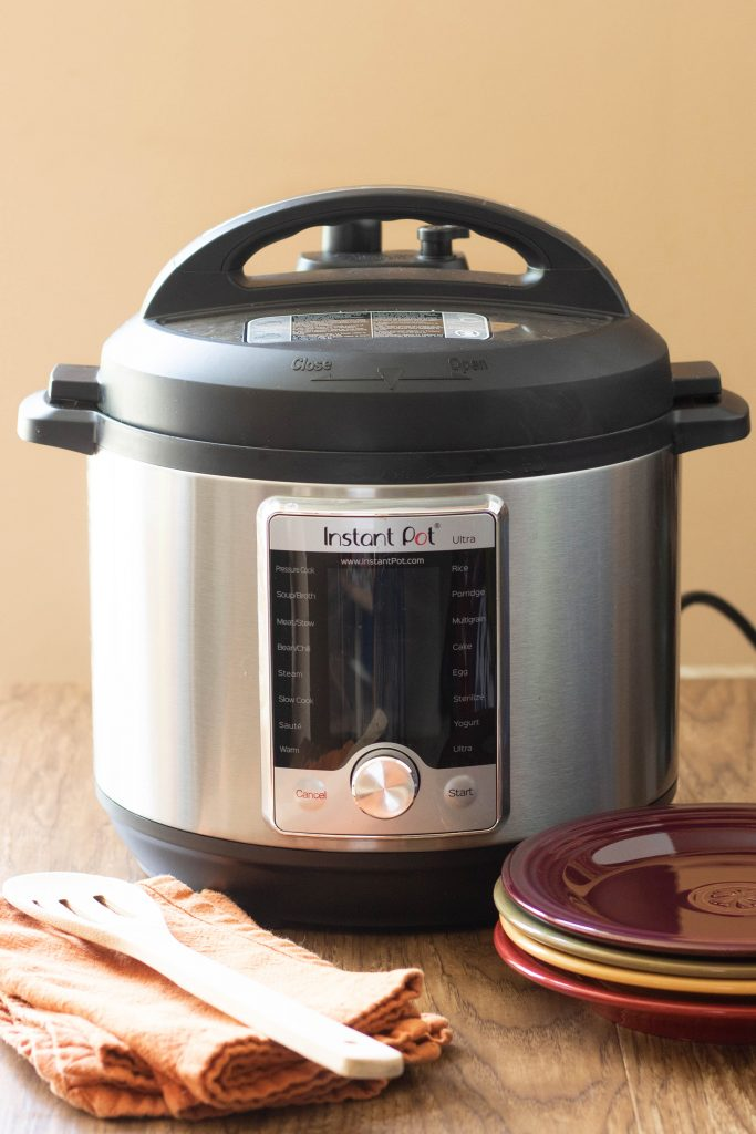 How An Instant Pot Can Save Your Sanity